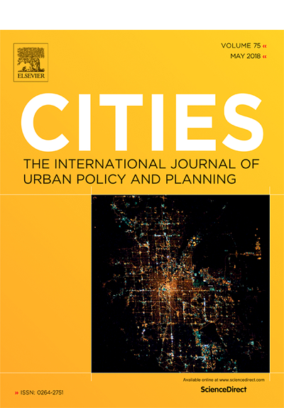 Cities. The International Journal of Urban Policy and Planning